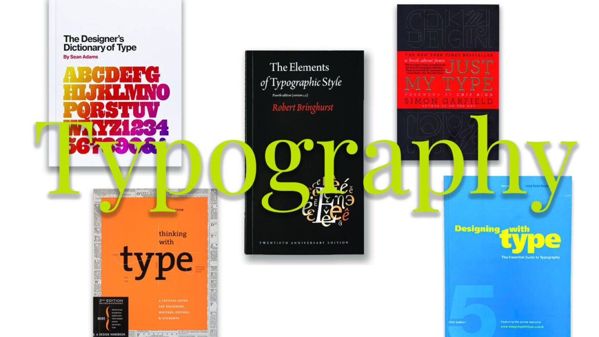 Five Typography Books Must Read